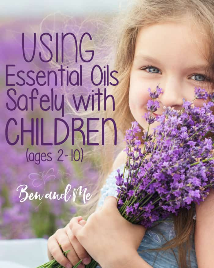 Using essential oils safely is extremely important, especially when using them with kids. Learn how to use essential oils safely with children.