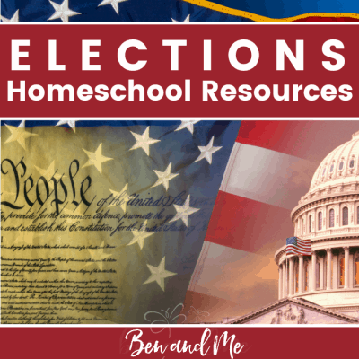 Elections Homeschool Resources