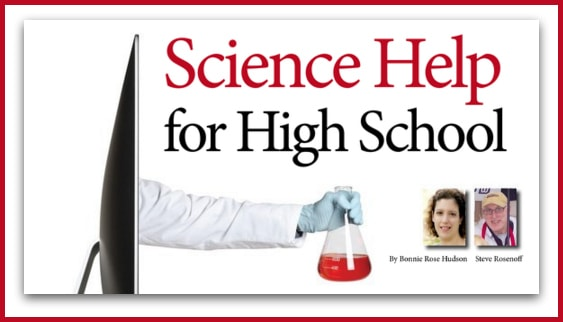 Science Help for High School