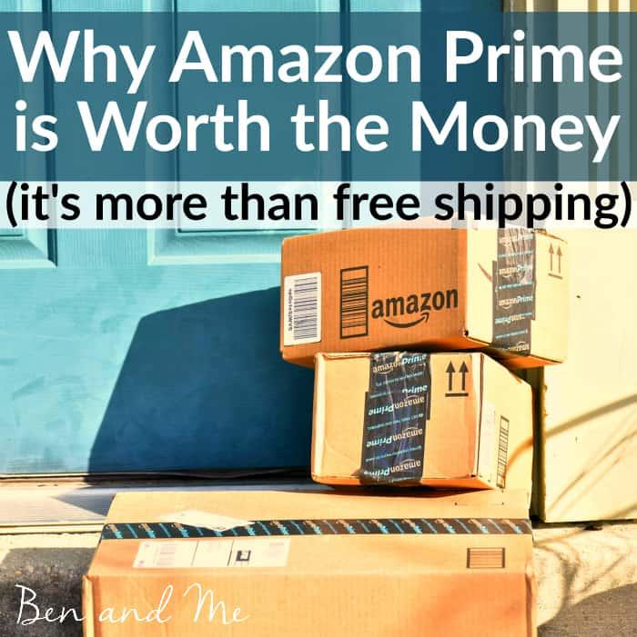 10 Reasons Amazon Prime is Worth the Money
