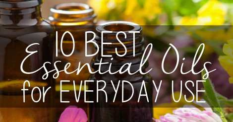10 Best Essential Oils for Everyday Use facebook