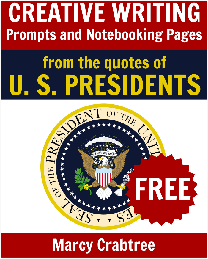 FREE Creative Writing and Notebooking Pages for Quotes from