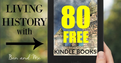Living History with 80 Free Kindle books