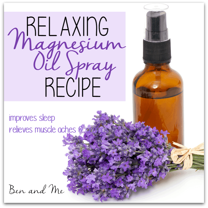 Everyday Uses for Lavender Essential Oil and a Relaxing Magnesium Oil Spray Recipe