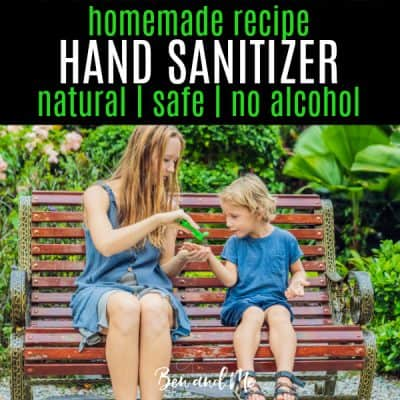 Everyday Uses for Lemon Essential Oil and a Homemade Citrus Hand Sanitizer Recipe