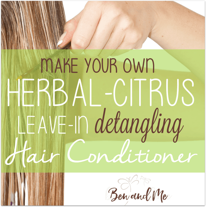 Everyday Uses for Orange Essential Oil and an Herbal-Citrus Hair Conditioner Recipe