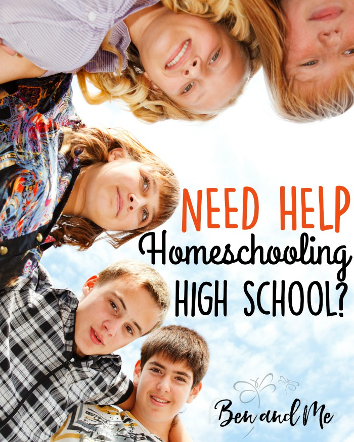 Need Help Homeschooling High School Intoducing the Homeschool Highschool Podcast