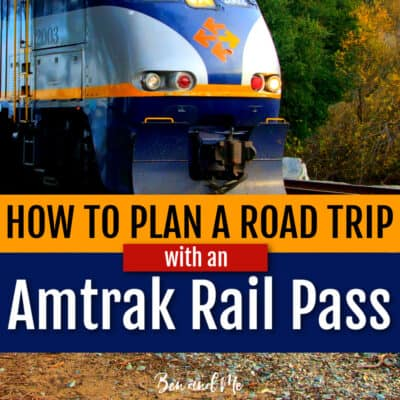 How to Plan a Road Trip with an Amtrak Rail Pass