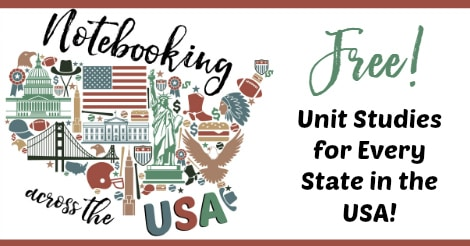 Notebooking Across the USA fb