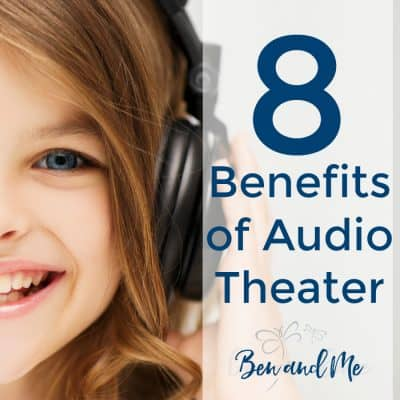 8 Benefits of Audio Theater