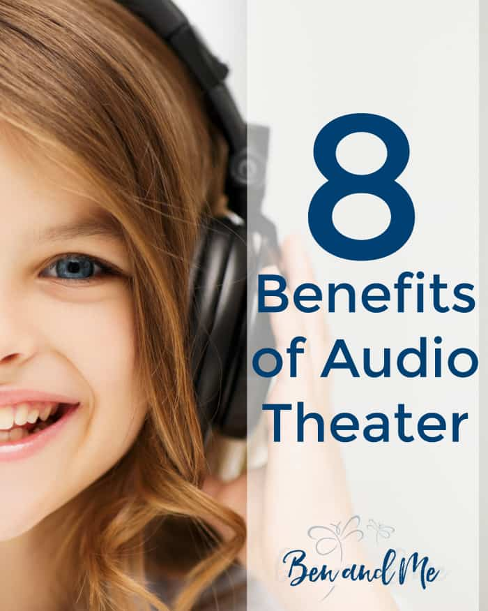 8 Benefits of Audio Theater