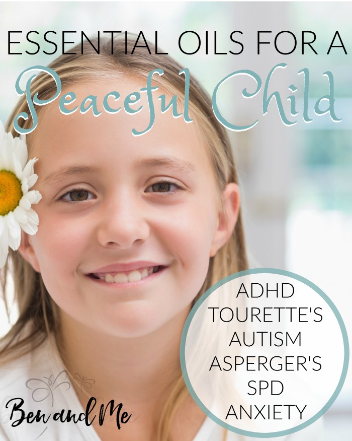 Essential Oils for a Peaceful Child