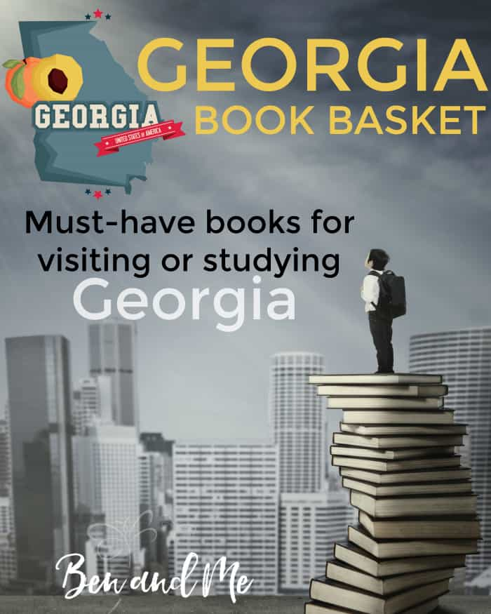 Georgia Book Basket Must-have books for visiting or studying Georgia