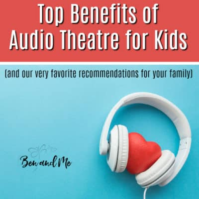 Top Benefits of Audio Theater for Kids