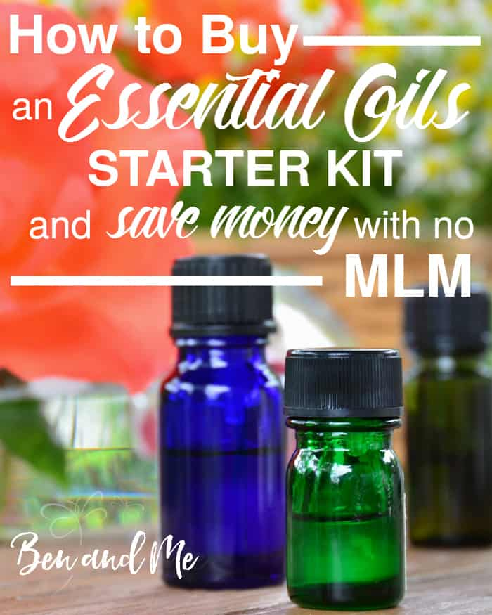 Don't buy an essential oils starter kit before you read this article, comparing the MLM brands to another high quality company with no fees and free shipping.