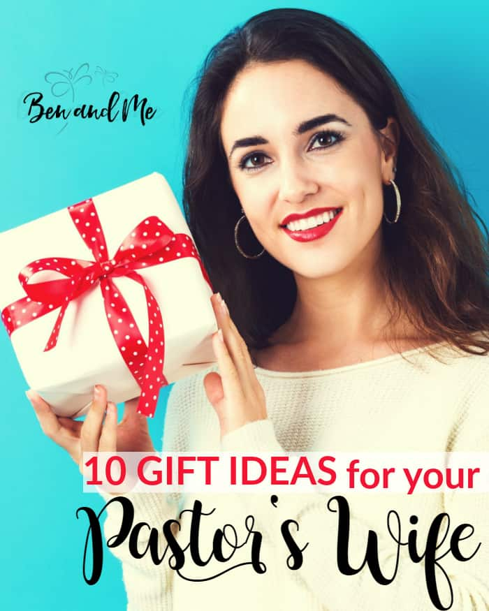 10 Gift Ideas for Your Pastor's Wife -- If you want to make your own pastor's wife feel loved and appreciated for the work she does in the church and as a support to her husband, here are some gift ideas for her birthday, Christmas, Pastor Appreciation day, Mothers day or any other special occasion (or maybe just because she is deserving). #giftguide #giftsforher #mothersdaygifts #giftideasforwomen #giftsforpastorswives