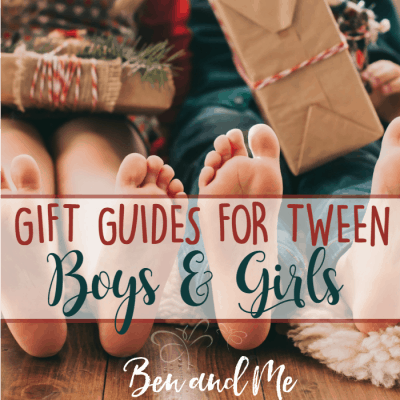 Gift Guides for Tween Boys and Girls