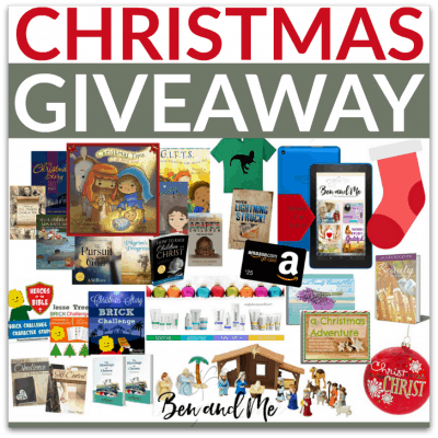 HUGE Christmas Giveaway!