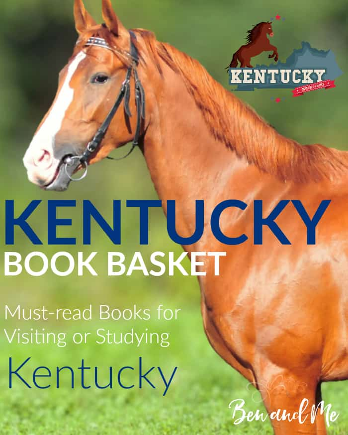 Kentucky Book Basket -- must-read books for visiting or studying Kentucky