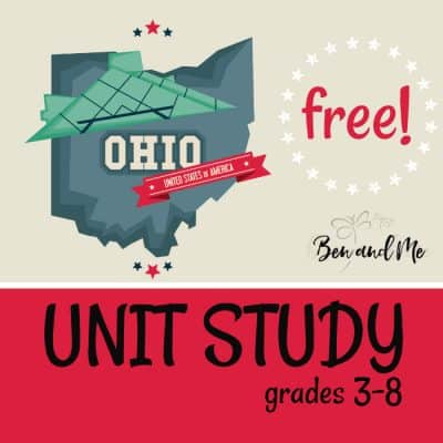 Free! Ohio Unit Study