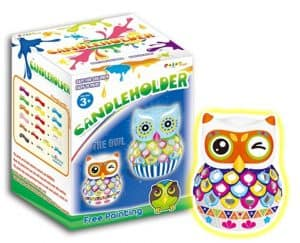 owl-candle-holder