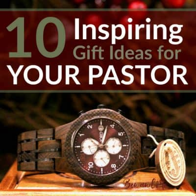 10 Inspiring Gift Ideas for Your Pastor