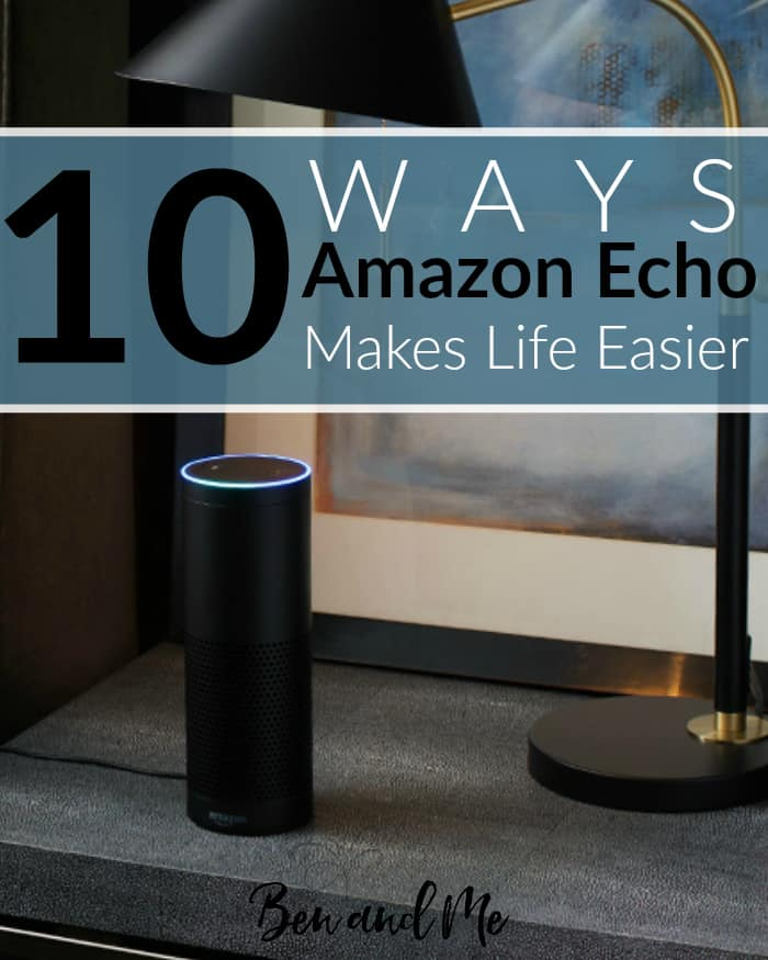 The number of things you can do with an Amazon Echo is astonishing and more functions are added all the time.Here are the highlights - some of the ways the Amazon Echo makes life easier.