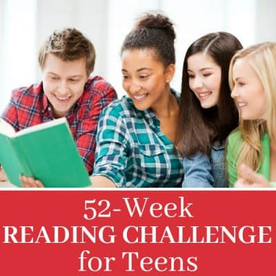 52-Week Reading Challenge for Teens