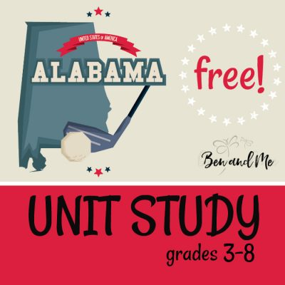 Alabama Unit Study