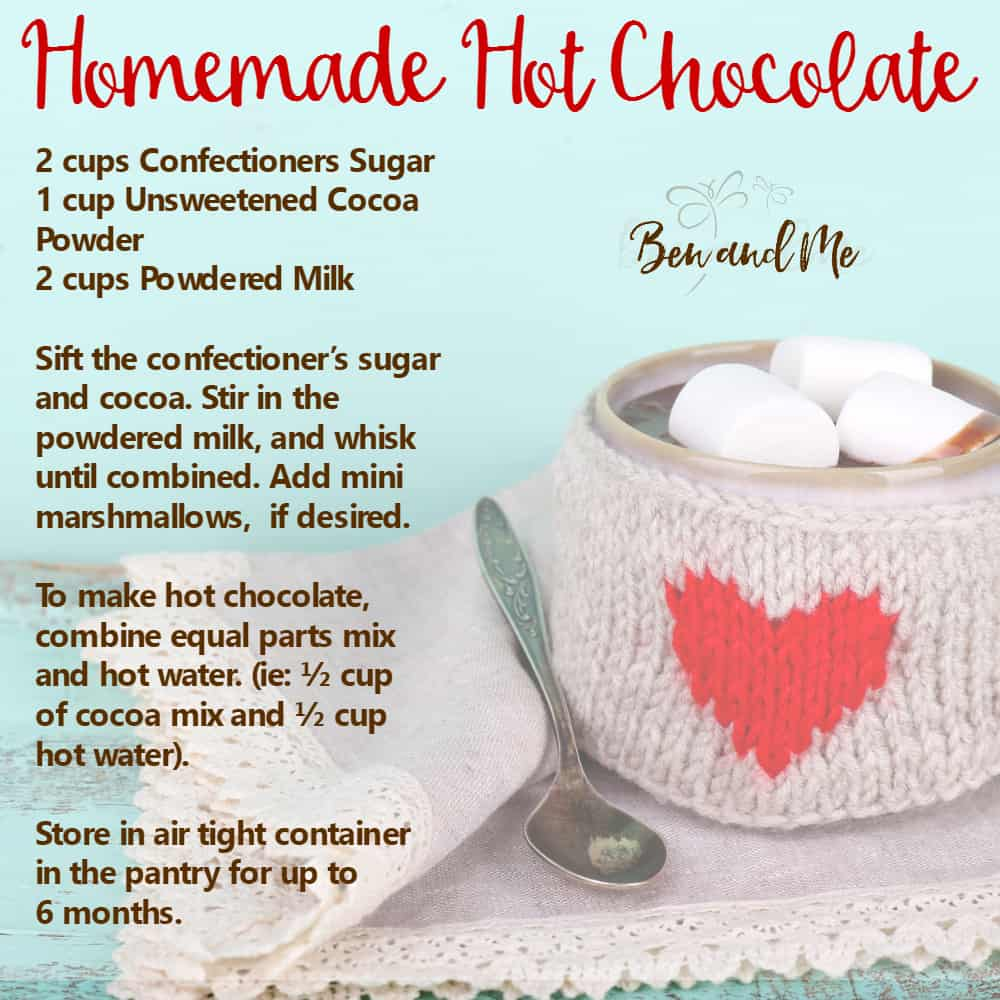 Making hot chocolate for a crowd - Hot Chocolate Deliciouslyella