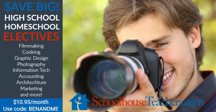How To Teach Digital Photography In Your Homeschool Ben And Me