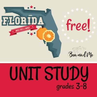 Florida Unit Study