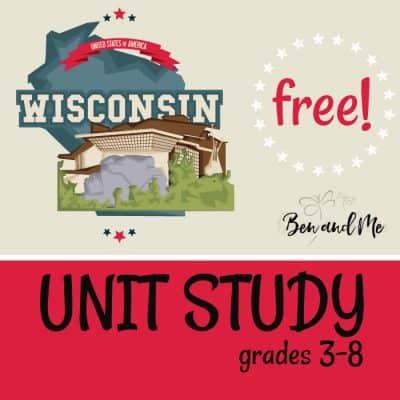 Wisconsin Unit Study