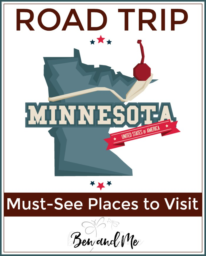 Road Trip Minnesota -- must-see places to visit