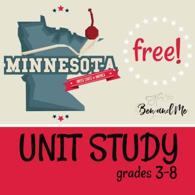 Minnesota Unit Study