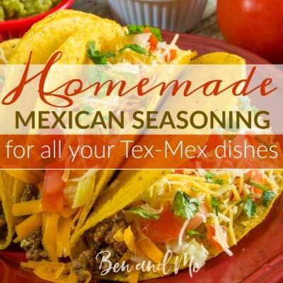 Homemade Mexican Seasoning Recipe (Whole30, Paleo)