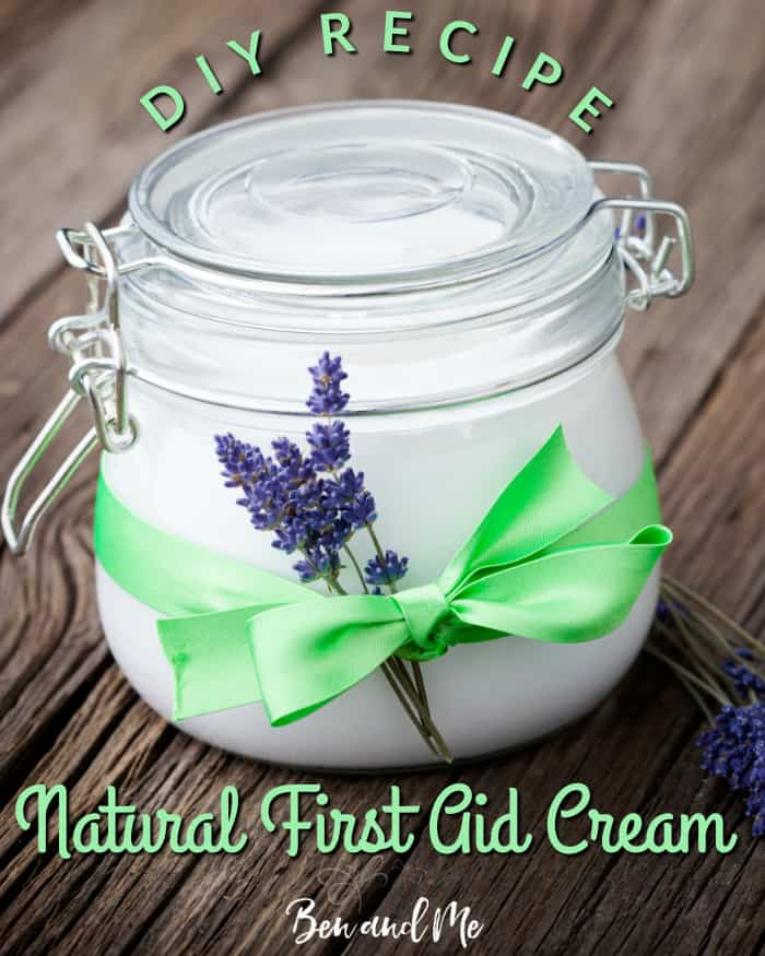 This cream can be used for many purposes, including insect stings or bites, cuts and scrapes, itchy or chapped skin, minor burns, and sunburns.