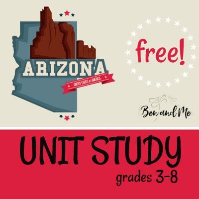Free! Arizona Unit Study