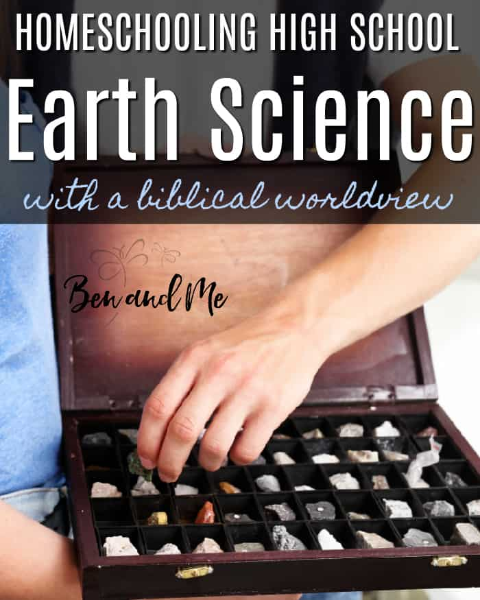 """Whenever one wishes to teach any science from a biblical worldview (not just """"Christian) there are some criteria that must be considered. It is important to define what that means exactly since there are many Christians who do not necessarily hold to a biblical worldview. Learn what to look for when choosing earth science curriculum."""