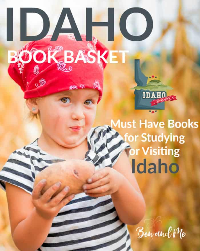 Idaho Book Basket -- must read books for visiting or studying The Gemstone State!