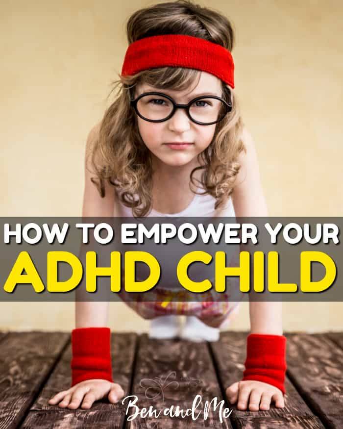 It's easy to fall into a pattern of helping ADHD children a little too much. Here are 9 ways you can empower your ADHD child, setting him up for future success.