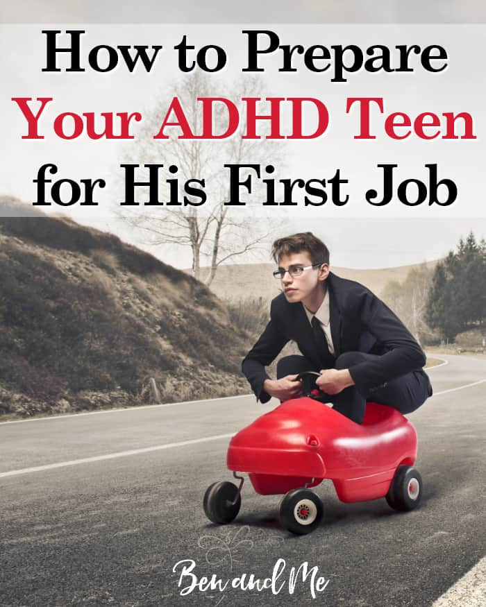 A part-time job ca help teach your ADHD teen independence and build self-esteem that will help put him on a path to success. But it can be challenging, too.