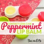 Contact Lens Case Peppermint Lip Balm Recipe
