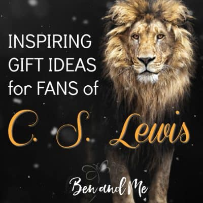 Inspiring Gift Ideas for C. S. Lewis Fans