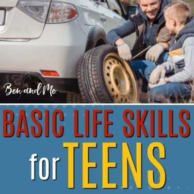Basic Life Skills for Teens