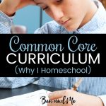 I Homeschool Because I'm Opposed to Common Core Education