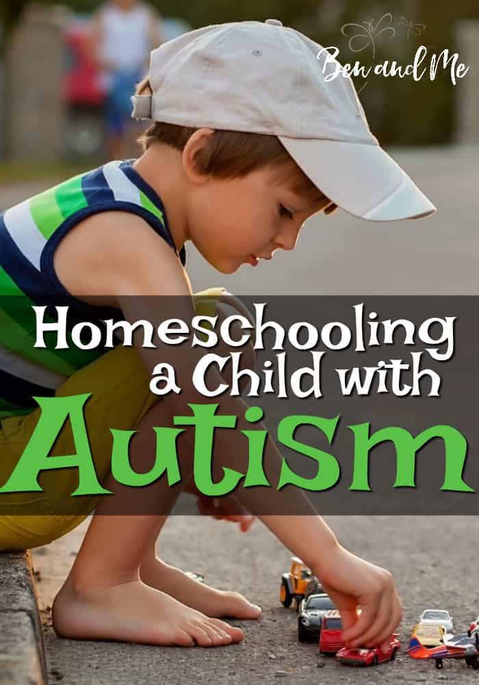 Homeschooling a child with autism is challenging, but this mom of a severely autistic child encourages you to give ita try, even if for just a year. It may be the best decision you ever made. #homeschool #whyhomeschool #autism #homeschooling