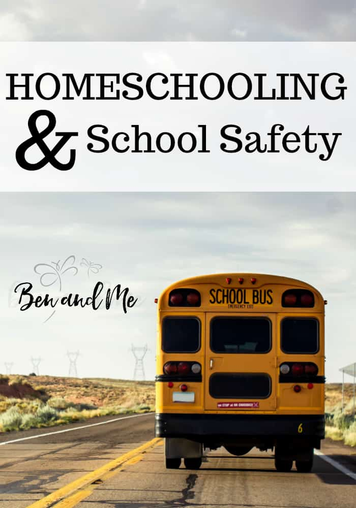 In today's culture, keeping kids safe from school violence, drugs, bullying, and sex scandals is leading more families to consider homeschooling. #homeschool #whyhomeschool #schoolsafety #homeschooling