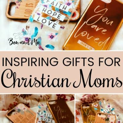 5 Inspiring Gifts for Christian Moms