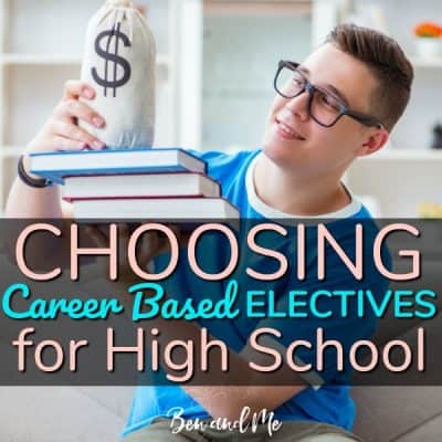 Choosing Homeschool High School Electives Based on 16 Career Clusters